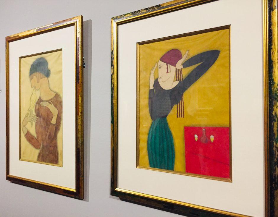 Exposition – Foujita, un peintre d'Orient en Occident