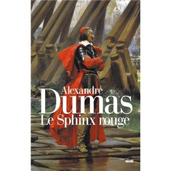 Le sphinx rouge – Alexandre Dumas