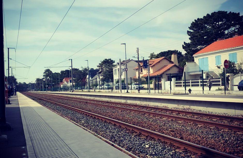 Une histoire de trains