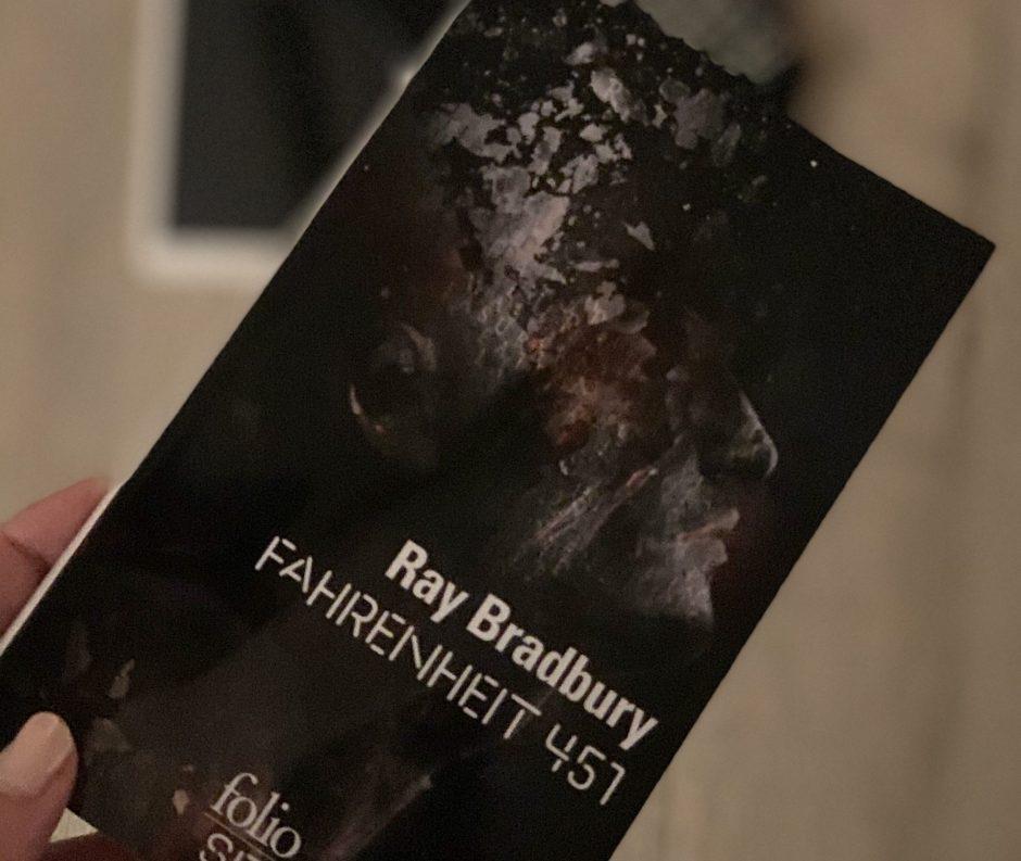 Fahreinet 451 – Ray Bradbury